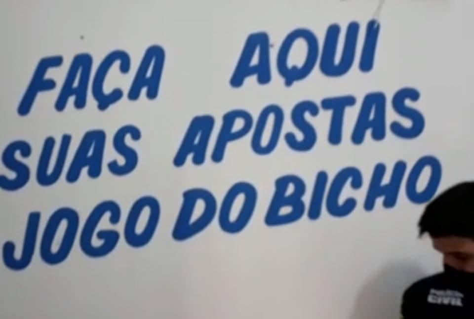 Chefe de jogo do bicho e mais 8 são presos por contrabando em Goiás