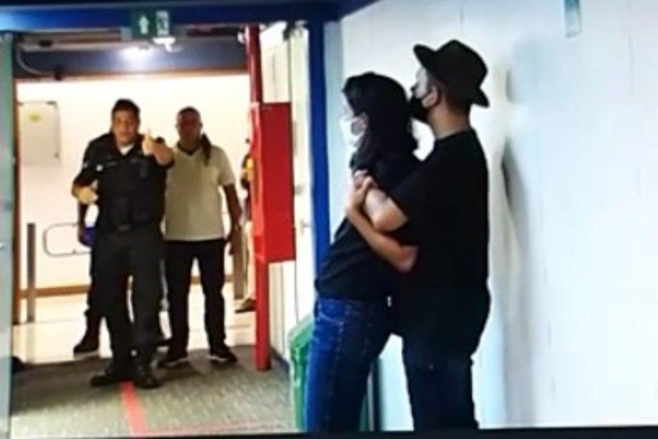 Repórter da Globo é mantida refém no RJ