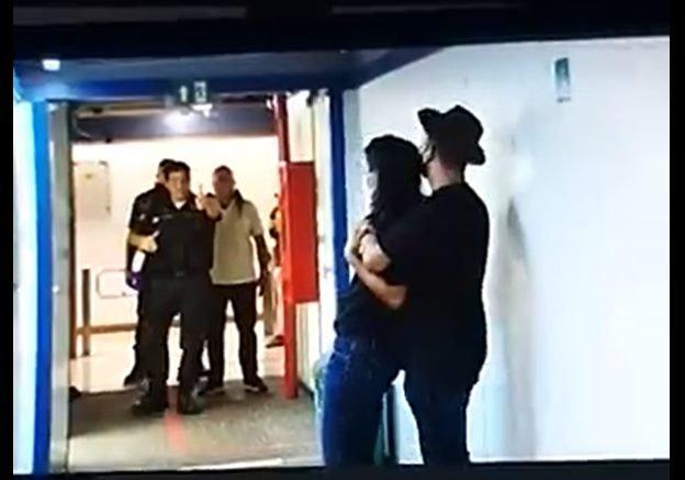 Repórter da Globo é feita refém