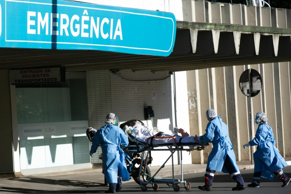 emergência do hospital de base