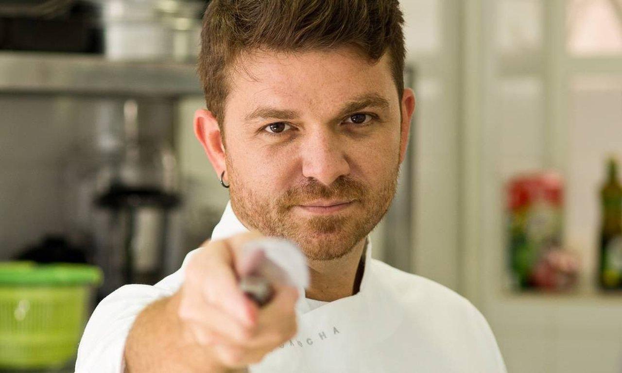 Chef Guga Rocha