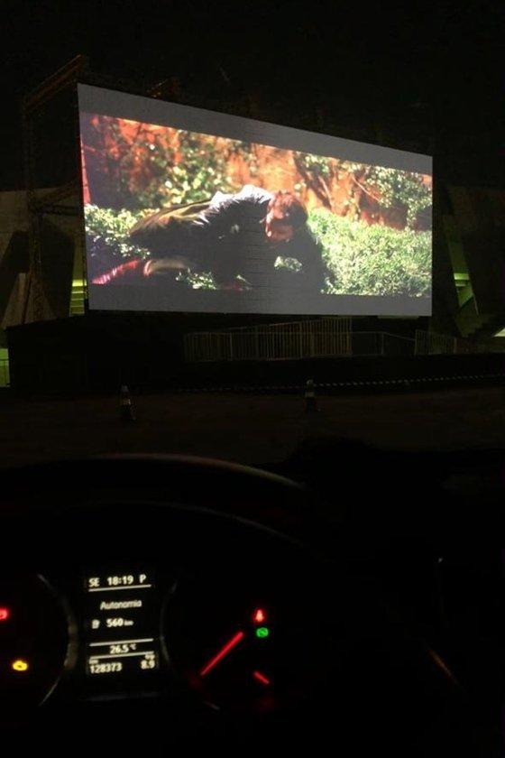 Cine Drive-in Nilson Nelson