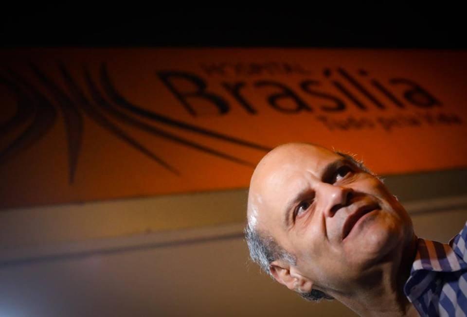 Paco Britto, vice-governador do DF