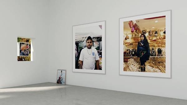 Galeria virtual da Ahluwalia