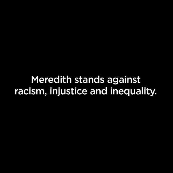 Comunicado Meredith Corporation