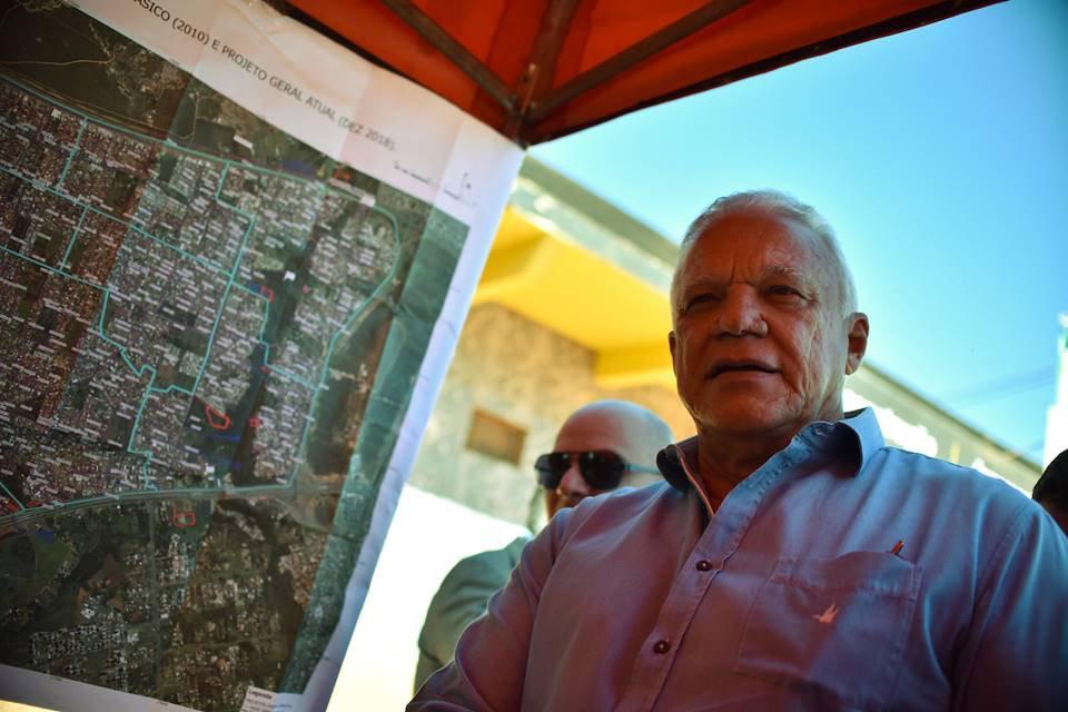 Secretário de Governo do DF, José Humberto