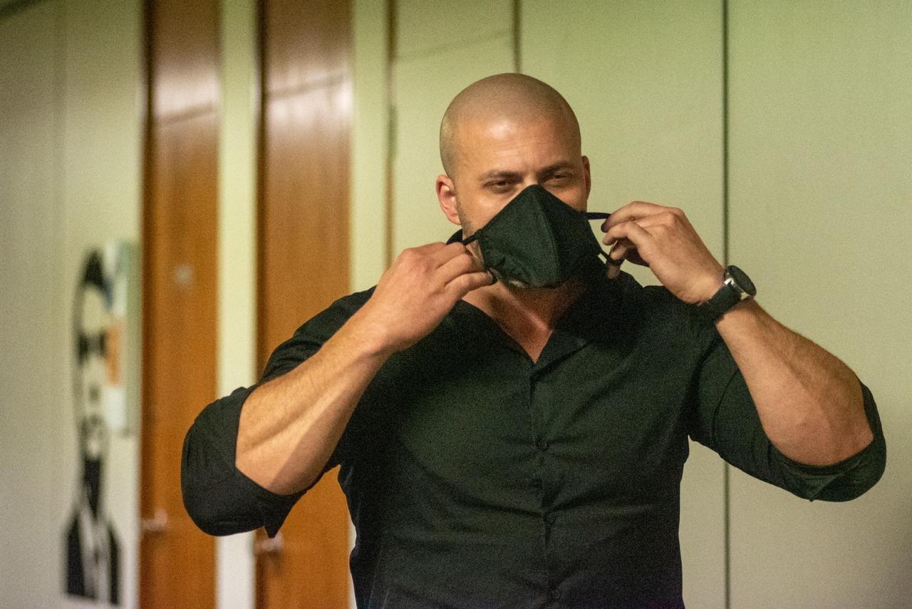 Policia Federal realiza buscas no gabinete de Daniel Silveira no anexo 4 da Câmara Federal