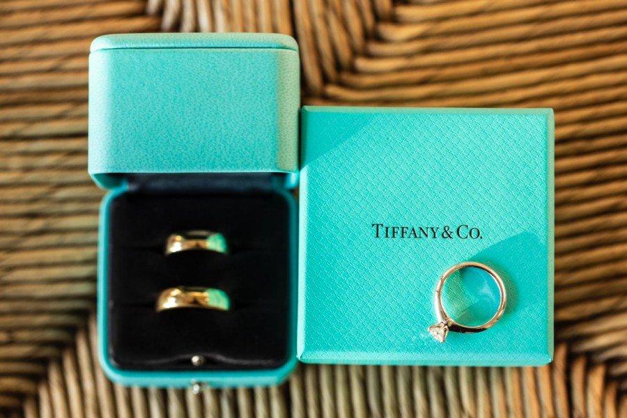 Alianças Tiffany