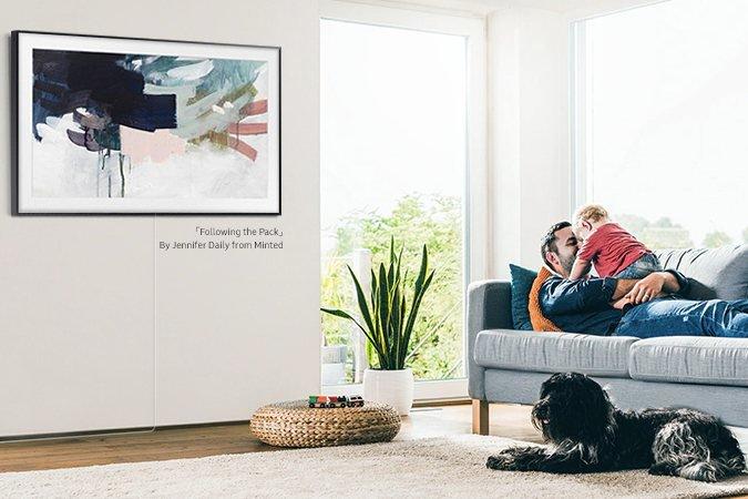 TV-The-Frame-Samsung