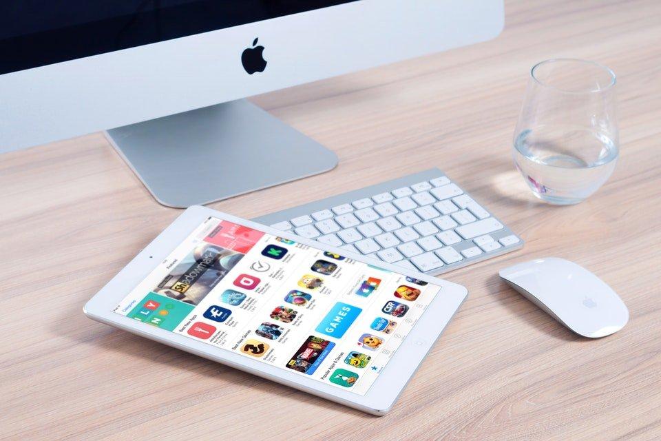 tablet e computador