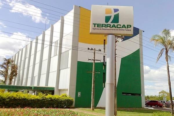 Fachada da Terracap