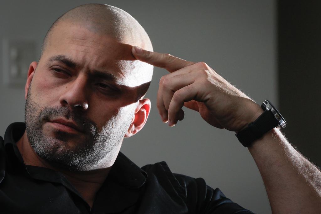 entrevista com o deputado daniel Silveira