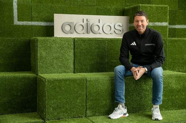 Kasper Rorsted, CEO da Adidas