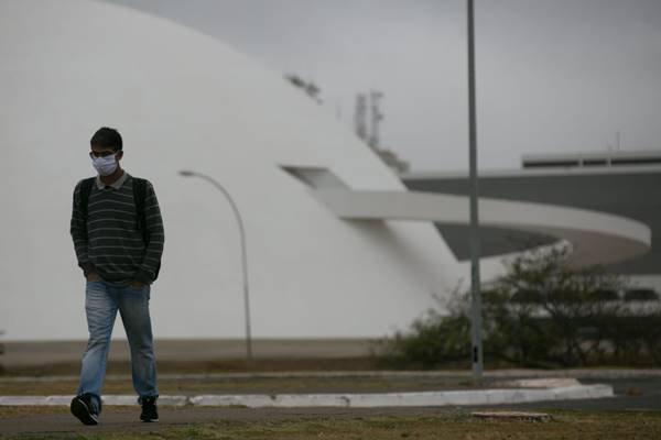 Frio em Brasília