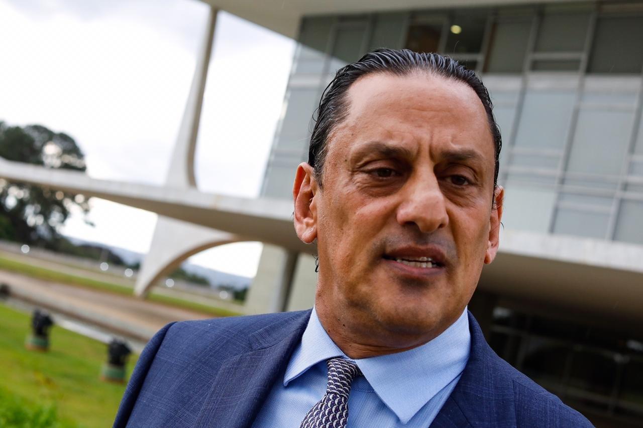 Advogado pessoal do presidente Bolsonaro, Frederick Wassef