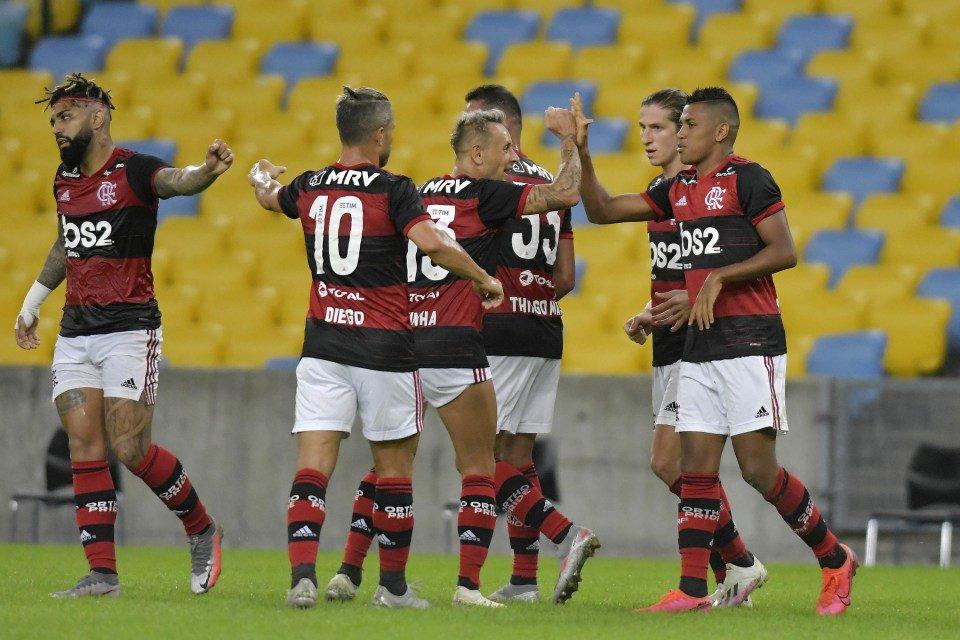 Flamengo e Bangu, Campeonato Carioca