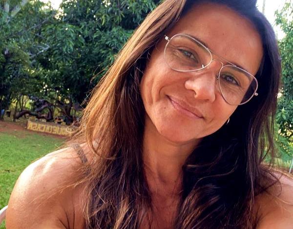 Adriana Garcez, rotinas de beleza