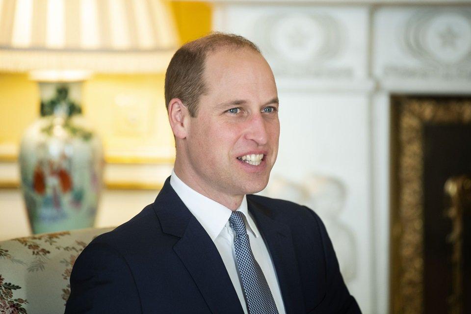 Príncipe William se une a Dani Alves e Shakira em projeto social ambicioso