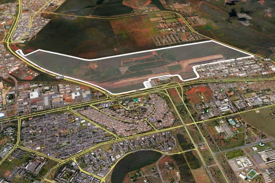 DF terá novo bairro perto da Rodoferroviária