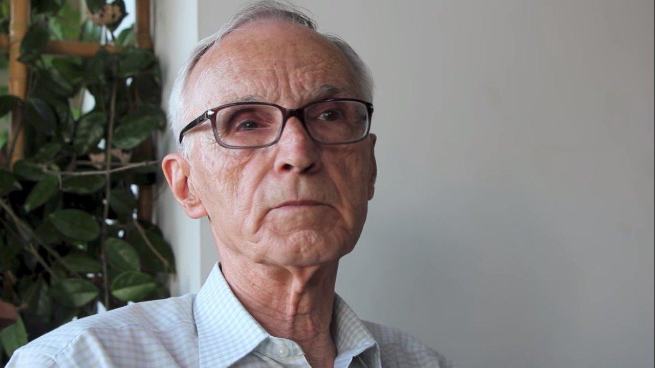 Ex-presidente do Superior Tribunal Militar (STM), tenente-brigadeiro da Aeronáutica Sérgio Xavier Ferolla, de 86 anos