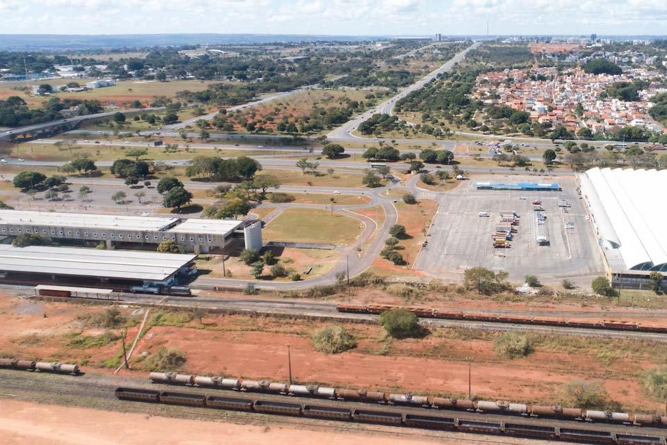Novo bairro do Distrito Federal entre a Rodoferroviária e a estrutural