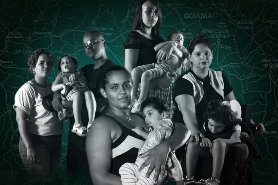As mães da zika