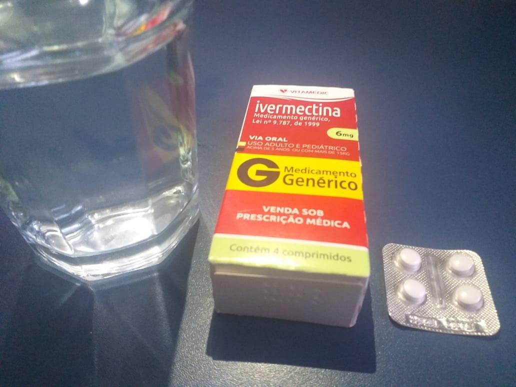Remédoio antipiolho invermectina
