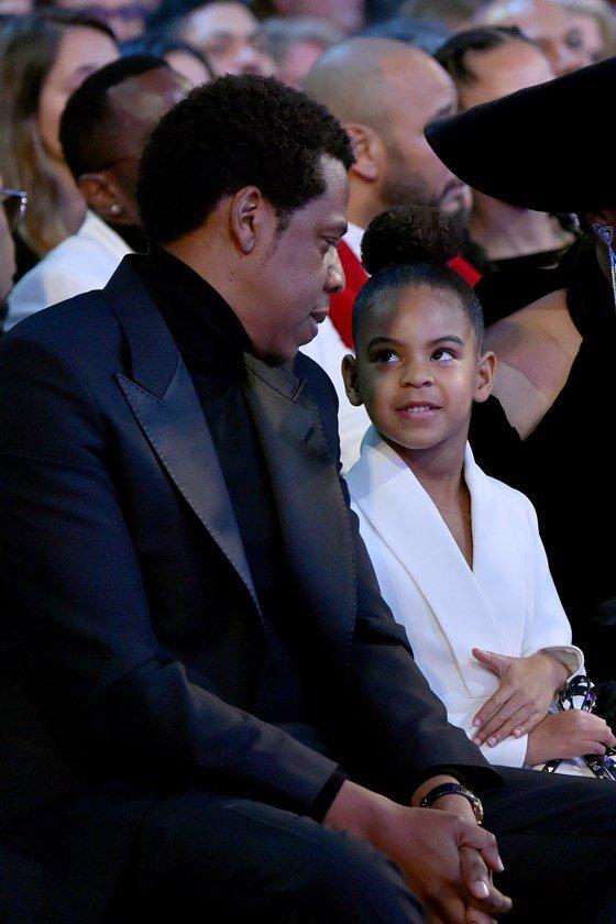 Jay-Z e Blue Ivy