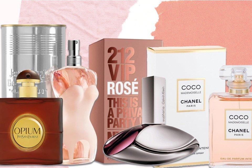 Melhores perfumes 2020