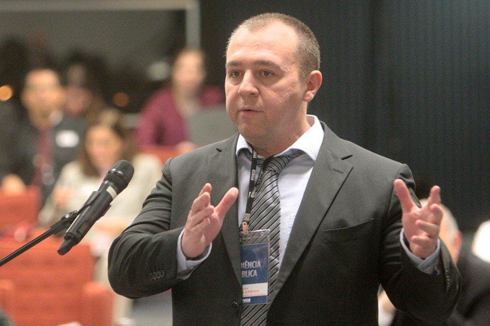 ginecologista Raphael Câmara Medeiros Parente, nomeado como secretário de Atenção Primária à Saúde do Ministério da Saúde