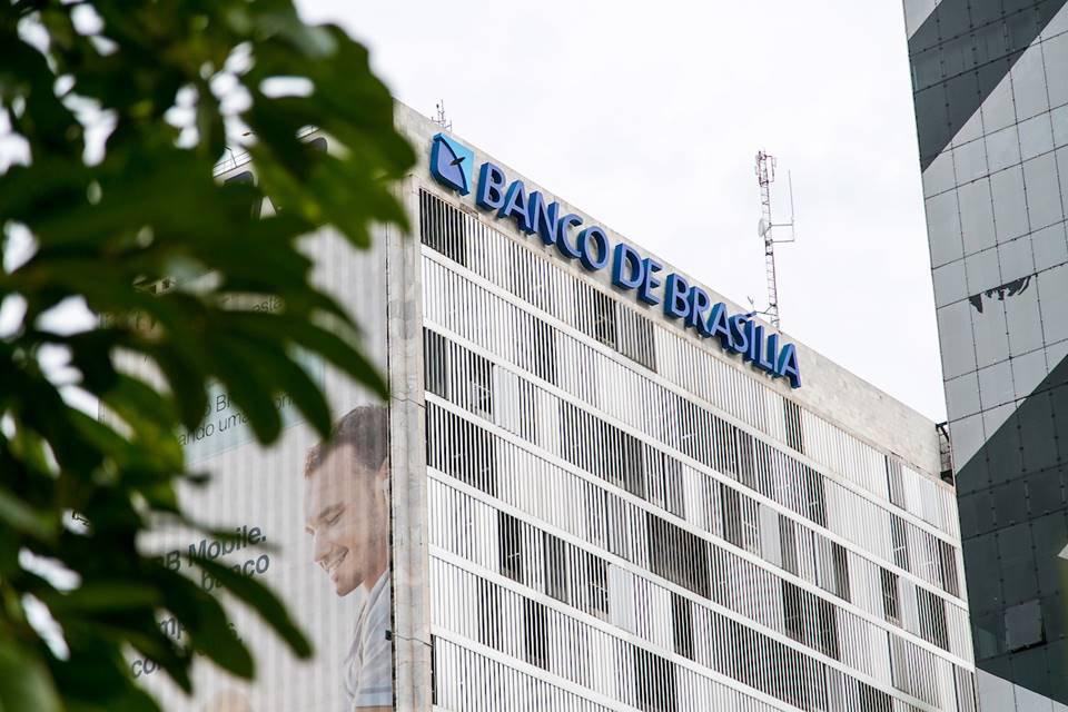 Prédio do Banco de Brasília