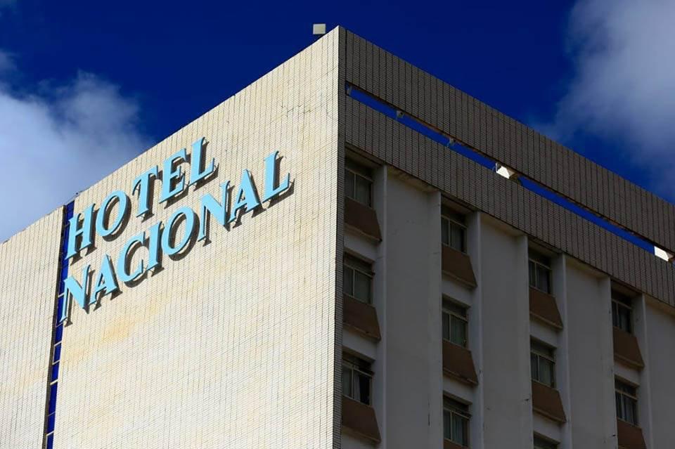 Ação de despejo do hotel Nacional
