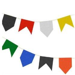 Bandeirolas de festa junina