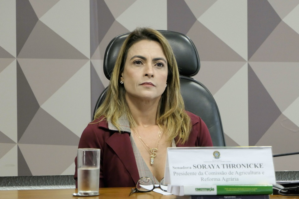 Soraya Thronicke