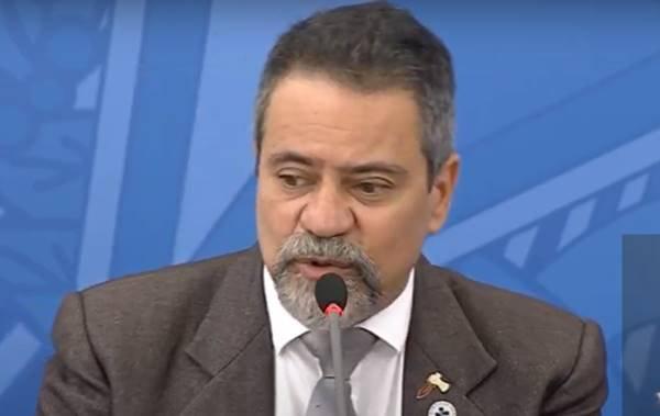 Élcio Franco, secretário executivo do Ministério da Saúde