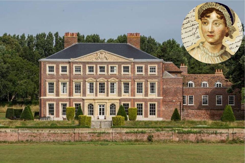 Goodnestone Park Jane Austen