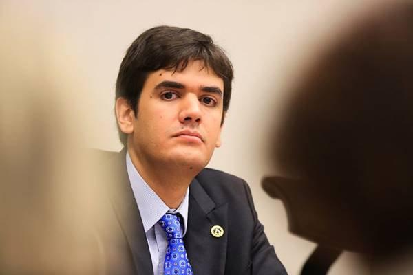 Presidente da CLDF, Rafael Prudente