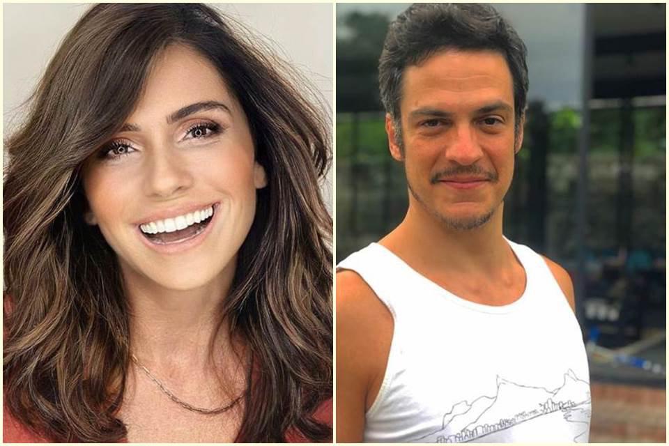 Giovanna Antonelli e Mateus Solano