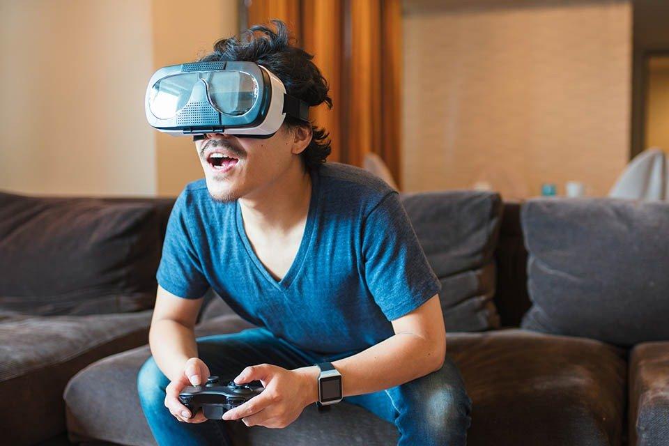 tecnologia realidade virtual