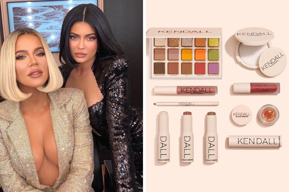 Kendall Kylie Cosmetics