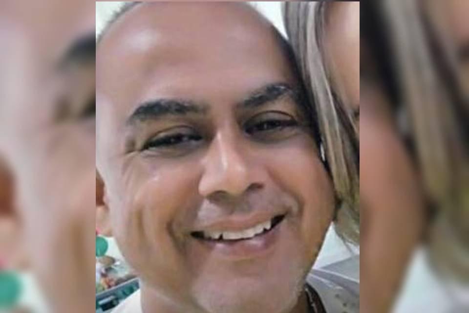 Hiran Rodrigues, técnico de enfermagem morto pela Covid-19