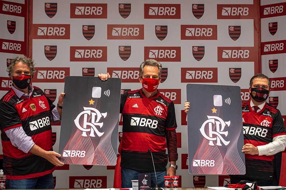 Parceria BRB e Flamengo