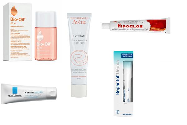 produtos dermatologicos