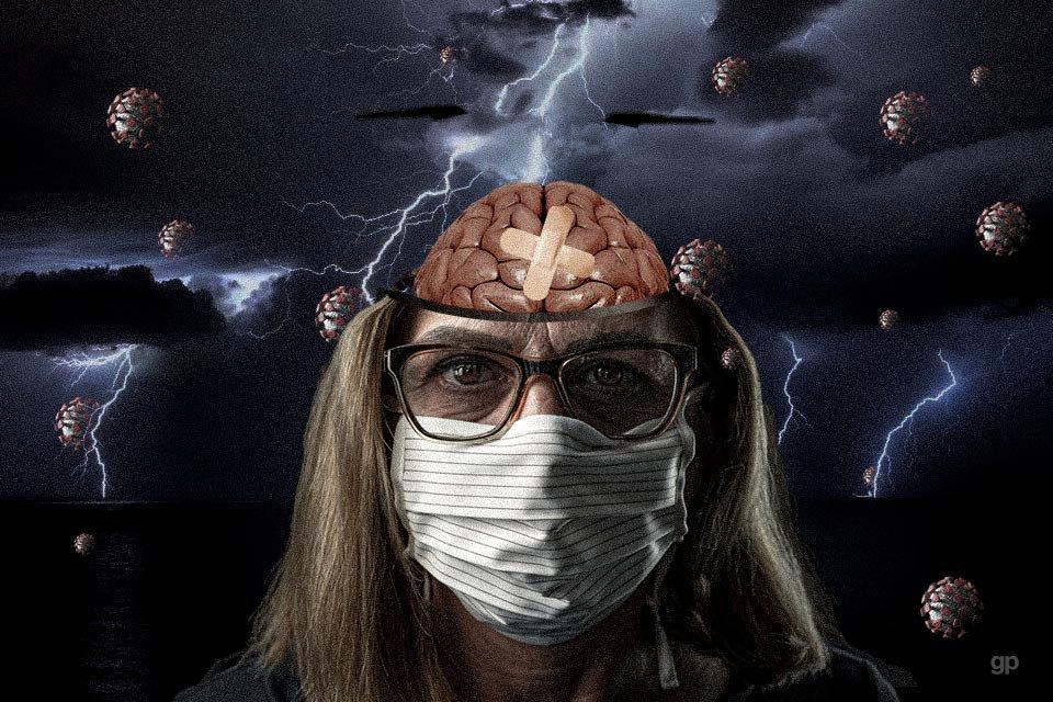 Saúde mental pandemia do coronavírus