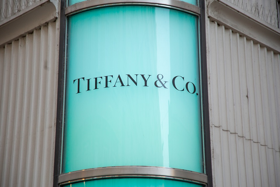 loja da Tiffany em Viena