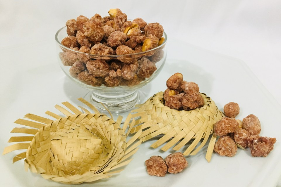 amendoim doce