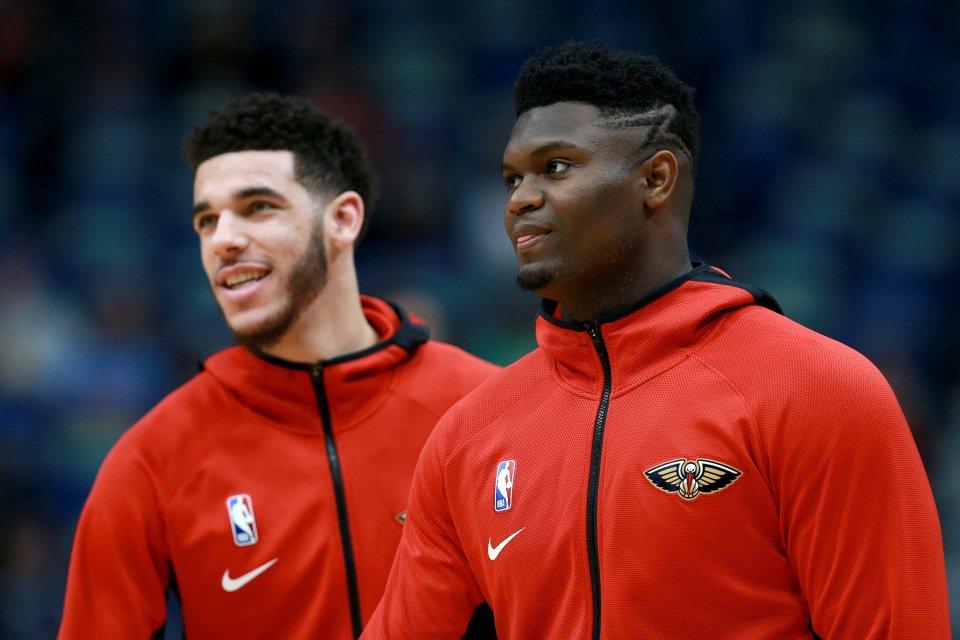 New Orleans Pelicans, Zion Williamson, Lonzo Ball