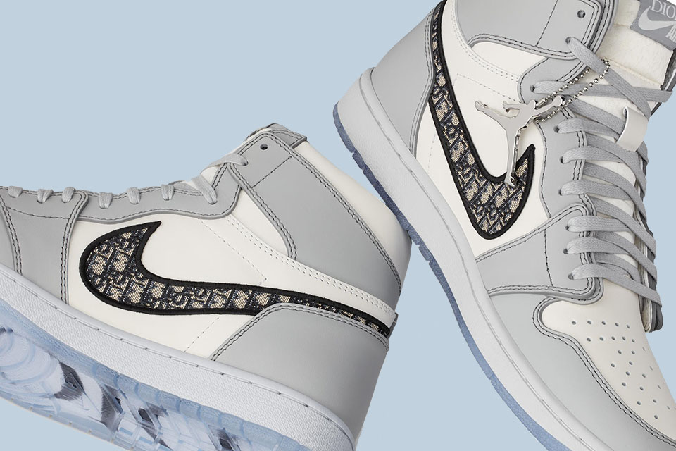 Air Jordan da Dior