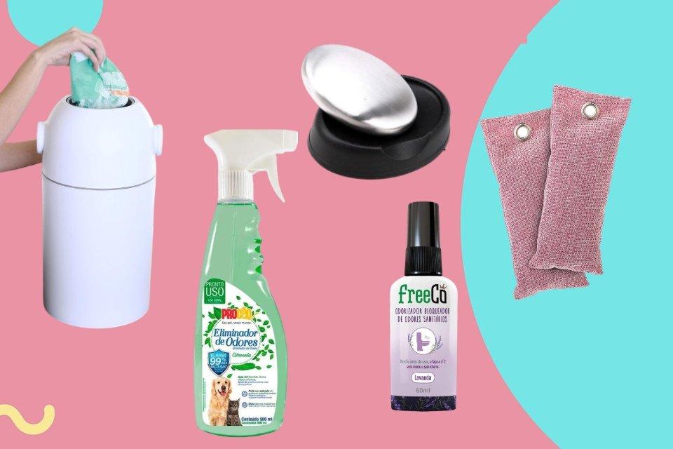 Imagem de capa, produtos anti odor, Vitrinem M