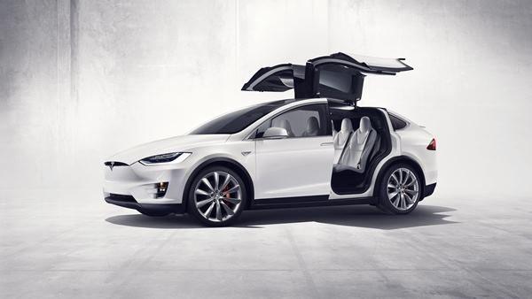 Tesla Modelo X